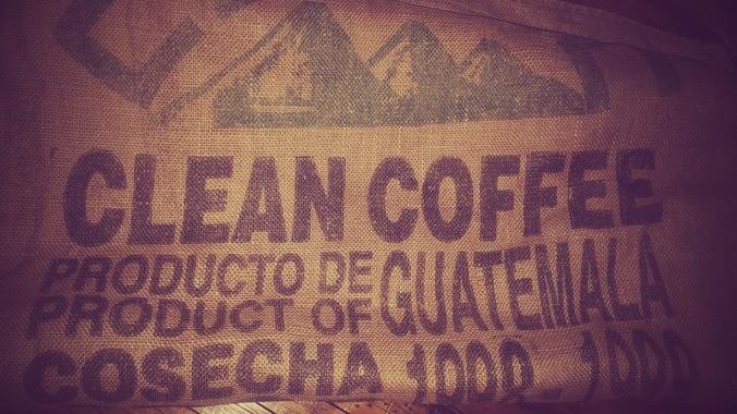 Coffee Burlap Sack