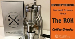 ROK Coffee Grinder Review