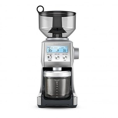 Breville BCG800XL Coffee Grinder Front View