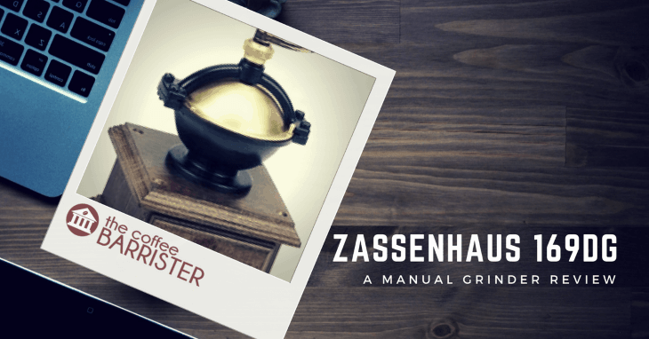 Zassenhaus Coffee Grinder – 169DG [REVIEW]