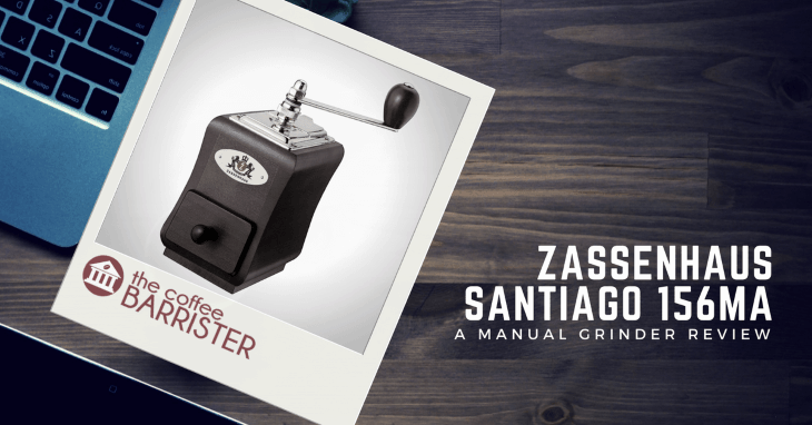 Zassenhaus Santiago 156MA – Vintage Coffee Mill [REVIEW]