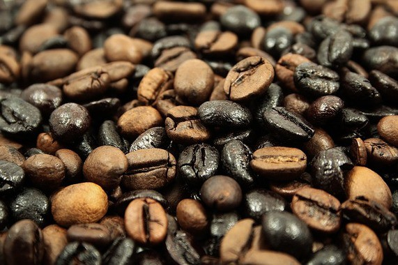 Coffee Beans Arabica And Robusta