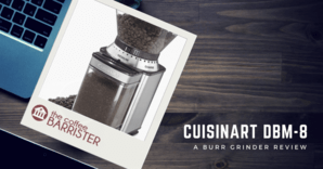 Cuisinart DBM-8 Supreme Automatic Burr Mill Feature Image