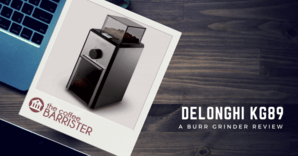 DeLonghi KG89 Feature Image