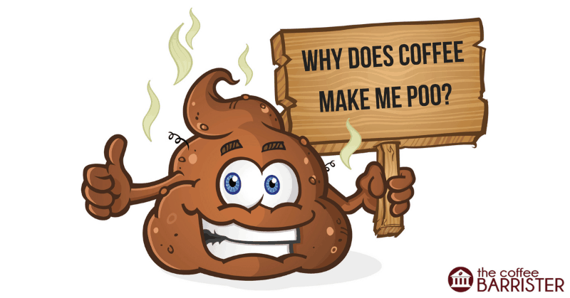 Wait…What? Why Does Coffee Make You Poop?