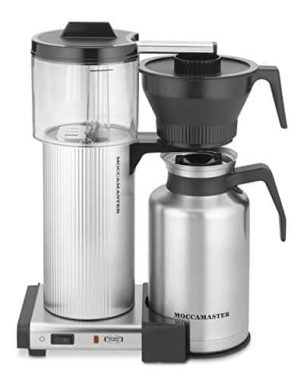 Moccamaster CDT Grand 15-Cup Coffee Brewer