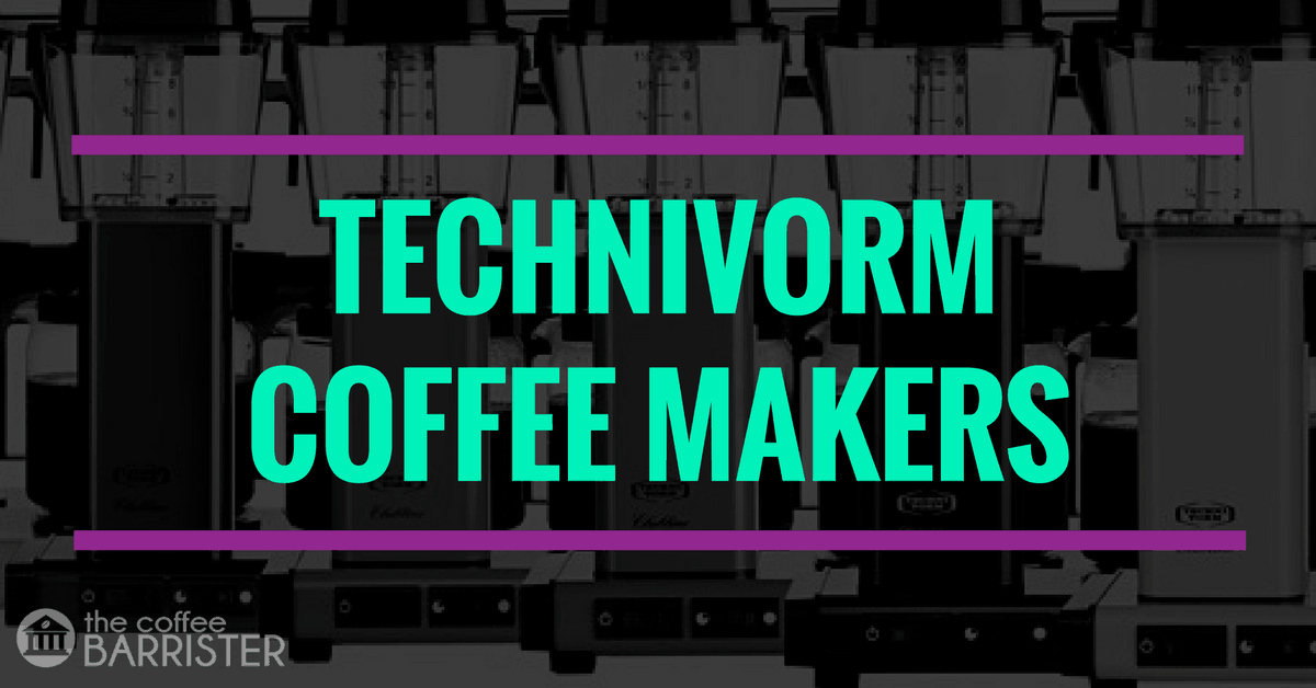 Technivorm Coffee Maker Review