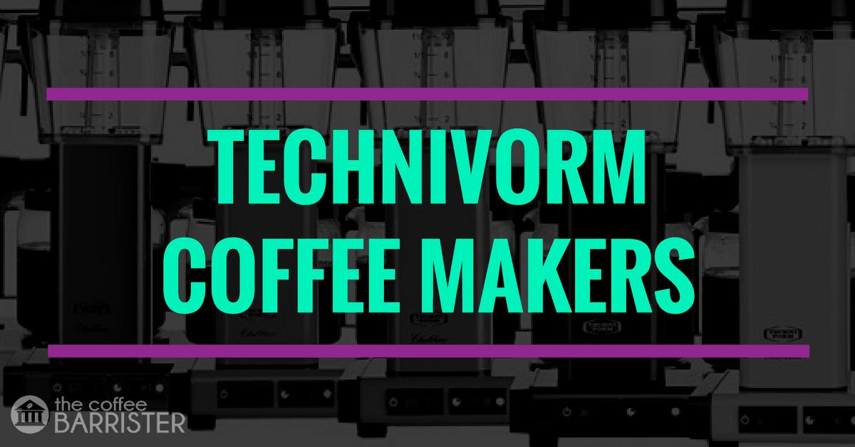 Technivorm Coffee Maker Review