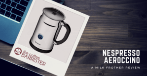 Nespresso Aeroccino 3 Milk Frother